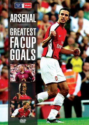 Rent Arsenal FC: Greatest FA Cup Goals Online DVD Rental