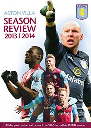 Aston Villa FC: End of Season Review 2013/2014 Online DVD Rental