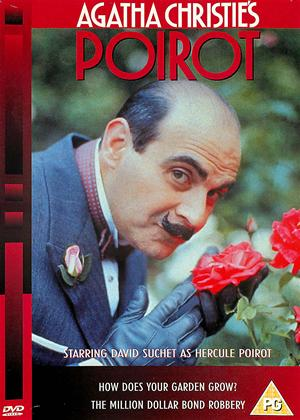 Agatha Christie's Poirot: How Does Your Garden Grow? / The Million Dollar Bond Robbery Online DVD Rental