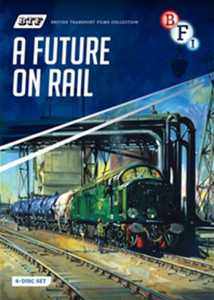Rent British Transport Films Collection: A Future On Rail Online DVD Rental