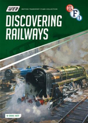British Transport Films Collection: Discovering Railways Online DVD Rental