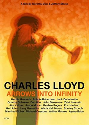 Rent Charles Lloyd: Arrows Into Infinity Online DVD Rental