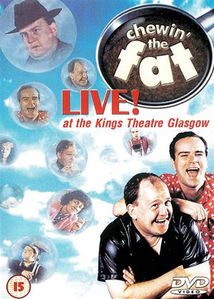 Chewin' the Fat: Live! Online DVD Rental