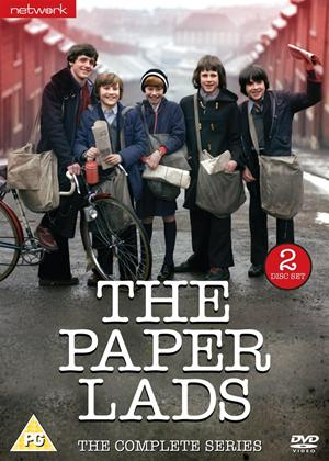Rent The Paper Lads: The Complete Series Online DVD Rental