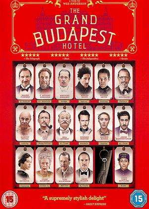 The Grand Budapest Hotel Online DVD Rental