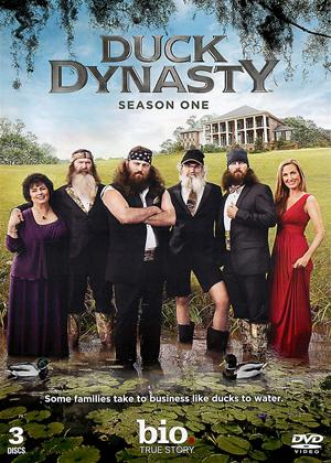 Rent Duck Dynasty: Series 1 Online DVD Rental