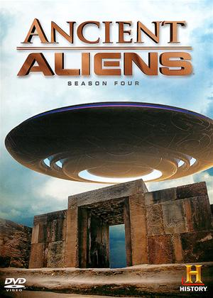 Ancient Aliens: Series 4 Online DVD Rental