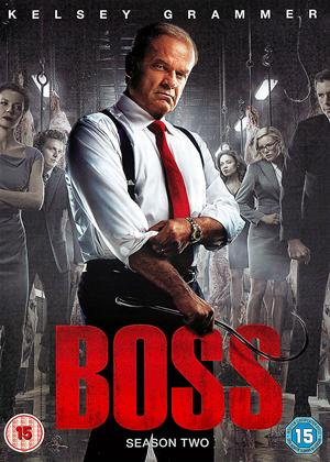 Boss: Series 2 Online DVD Rental
