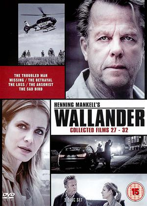 Wallander: Collected Films 27-32 Online DVD Rental