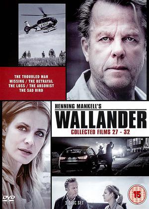 Wallander: Collected Films 27-32 Online DVD Rental