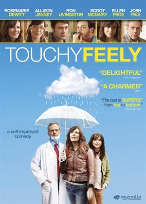 Rent Touchy Feely Online DVD Rental