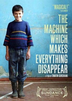 Rent The Machine Which Makes Everything Disappear (aka Manqana, romelic kvelafers gaaqrobs) Online DVD Rental