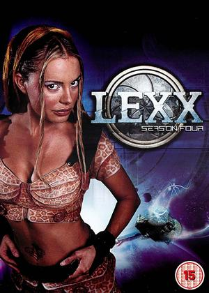 Rent Lexx: Series 4 Online DVD Rental