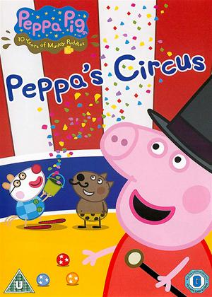 Rent Peppa Pig: Peppa's Circus and Other Stories Online DVD Rental