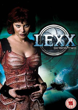 Rent Lexx: Series 2 Online DVD Rental