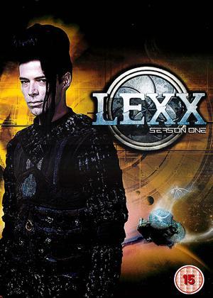 Rent Lexx: Series 1 Online DVD Rental