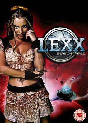 Lexx: Series 3 Online DVD Rental