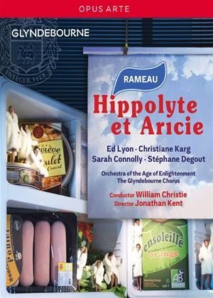 Rent Hippolyte Et Aricie: Glyndebourne (Christie) Online DVD Rental