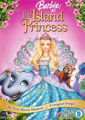 Rent Barbie: The Island Princess Online DVD Rental