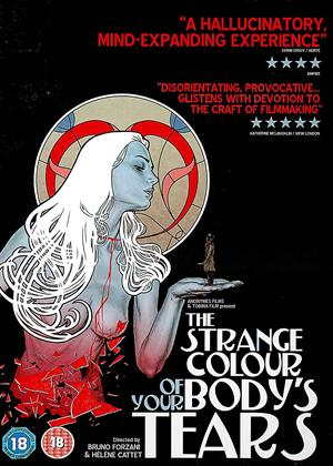 The Strange Colour of Your Body's Tears Online DVD Rental