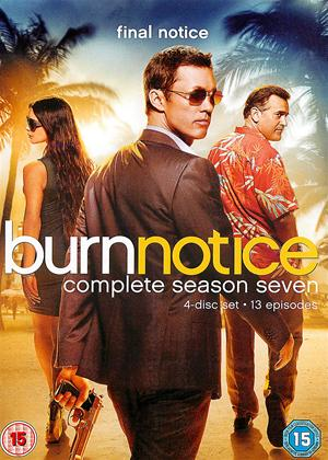 Burn Notice: Series 7 Online DVD Rental