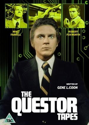 The Questor Tapes Online DVD Rental