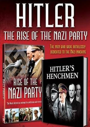 Rent Hitler: The Rise of the Nazi Party Online DVD Rental