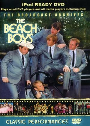 Beach Boys: The Broadcast Archives Online DVD Rental