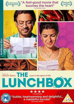 The Lunchbox Online DVD Rental