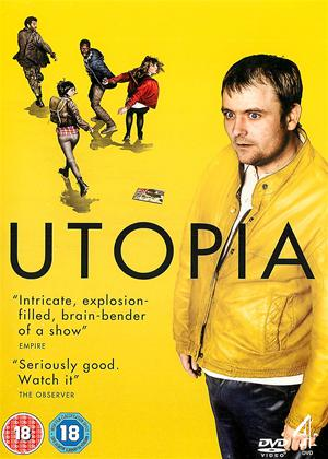 Rent Utopia: Series 1 Online DVD Rental