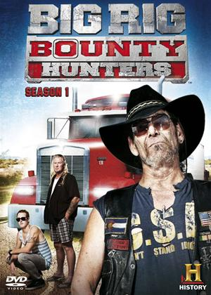 Big Rig Bounty Hunters Online DVD Rental
