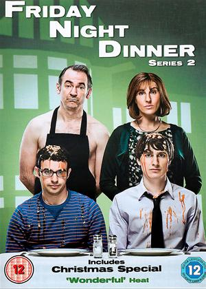 Friday Night Dinner: Series 2 Online DVD Rental