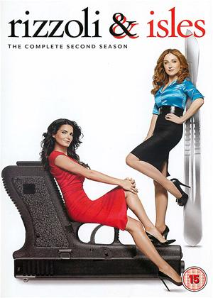 Rizzoli and Isles: Series 2 Online DVD Rental