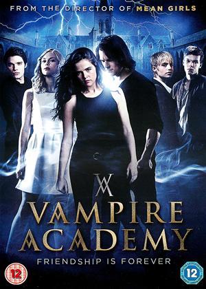 Vampire Academy Online DVD Rental