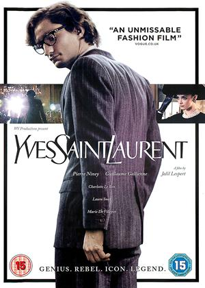 Yves Saint Laurent Online DVD Rental