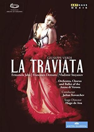 Rent La Traviata: Arena Di Verona (Kovatchev) Online DVD Rental