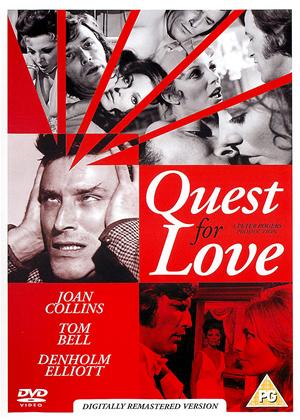 Quest for Love Online DVD Rental