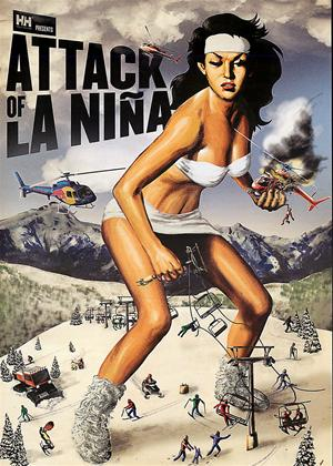 Rent Attack of La Niña Online DVD Rental