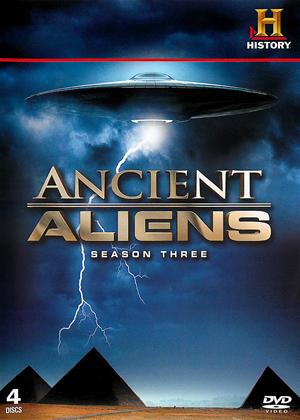 Ancient Aliens: Series 3 Online DVD Rental