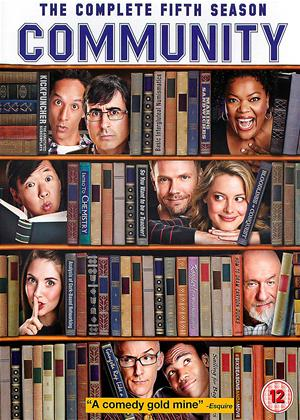 Rent Community: Series 5 Online DVD Rental