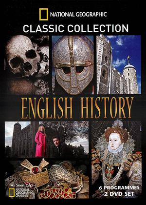 National Geographic: English History Online DVD Rental