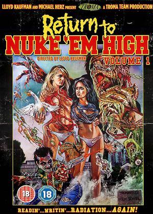 Rent Return to Nuke 'Em High: Vol.1 Online DVD Rental