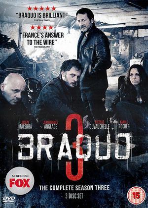 Braquo: Series 3 Online DVD Rental