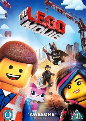 Rent The Lego Movie Online DVD Rental