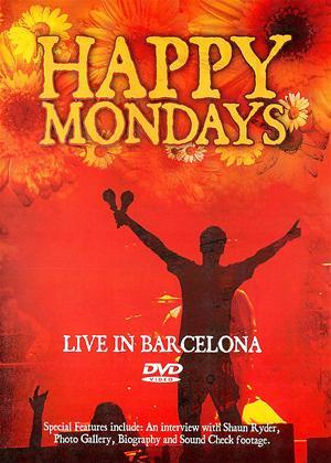 Rent Happy Mondays: Live in Barcelona Online DVD Rental