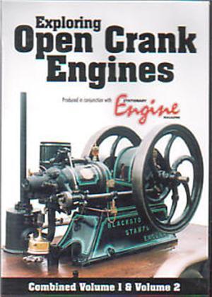 Rent Exploring Open Crank Engines Online DVD Rental