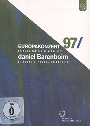 Rent Europa Konzert 1997 Online DVD Rental