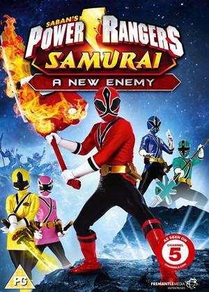 Power Rangers Samurai: Vol.2: A New Enemy Online DVD Rental