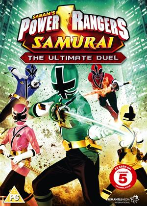 Rent Power Rangers Samurai: Vol.4: The Ultimate Duel Online DVD Rental