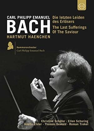Rent Carl Philipp Emanuel Bach: The Last Sufferings of the Saviour Online DVD Rental